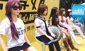 Dịch vụ 'bạn gái dùng chung' ở Trung Quốc