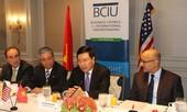 Việt - Mỹ bàn về chuyến thăm của Tổng thống Trump