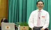 Chất vấn Tổng Thanh tra Chính phủ: Tham nhũng vẫn nhức nhối