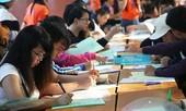 Phải tuyển nhiều nguyện vọng bổ sung vì tỷ lệ nhập học thấp