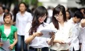 Xét tuyển đại học phải sử dụng ít nhất 3 môn thi