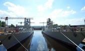 Nga đang chuyển tàu khu trục Gepard cho Việt Nam