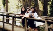Hành trình xuyên nước Mỹ của 3 cô gái Việt