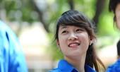 Dàn nữ sinh tình nguyện xinh đẹp của HV Hành chính