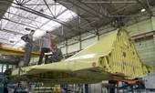 Đột nhập nhà máy sản xuất 'xe tăng bay' Su-34