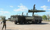Tổ hợp Iskander-M sắp có tên lửa mới