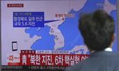 Động đất 3,4 độ richter ở Triều Tiên