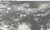 Áp thấp nhiệt đới giật cấp 8 xuất hiện trên biển Đông