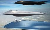 Rò rỉ thiết kế chiến đấu cơ thế hệ 6 của Nga