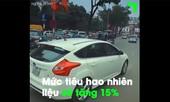 5 lưu ý để giúp ôtô tiết kiệm xăng
