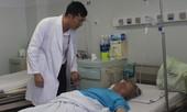 Cắt bỏ khối u 'khủng' chèn phổi bệnh nhân 74 tuổi