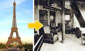 Những căn phòng bí ẩn bên trong các công trình nổi tiếng thế giới