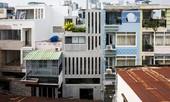 Căn nhà tiện nghi trên diện tích đất 18 m2 trong hẻm Sài Gòn