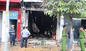 Cháy nhà lúc pha chế sơn, 3 người thương vong