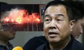 Sợ bị FIFA trừng phạt, Thái Lan truy tìm kẻ đốt pháo sáng