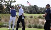 Donald Trump - Shinzo Abe và ngoại giao trên sân golf