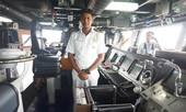 Bên trong chiến hạm INS Satpura cập cảng Hải Phòng