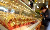 Giá vàng trong nước tăng ngược chiều thế giới