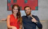 Bóng hồng khiến 'Gã hề' McGregor trở thành kẻ tình si