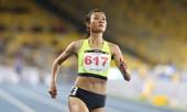 'Nữ hoàng tốc độ' Tú Chinh giành HCB ở AIMAG 2017