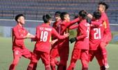 U16 Việt Nam thắng đậm Campuchia ở trận ra quân giải châu Á