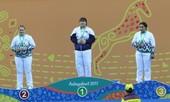 Nữ võ sỹ 100kg mang HCV thứ 4 về cho Việt Nam ở AIMAG