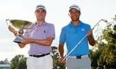 Tay golf Justin Thomas ẵm 10 triệu USD tiền thưởng