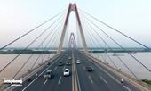 Nhìn gần 6 cây cầu 'huyết mạch' bắc qua sông Hồng