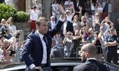 Đảng của ông Macron hướng tới chiến thắng lịch sử