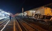 Hy hữu: 10 xe tăng Mĩ hỏng vì chạm trần ga xe lửa
