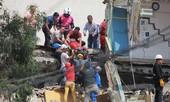 Cảm động cảnh dân Mexico chung tay cứu hộ nạn nhân động đất