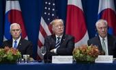 Tổng thống Trump ký lệnh trừng phạt mới nhằm vào Triều Tiên