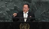 Ngoại trưởng Triều Tiên: 'Mỹ đã tuyên chiến, chúng tôi có quyền tự vệ'