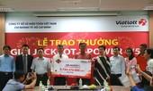 Khách hàng TPHCM trúng đặc biệt 'Jackpot 2' gần 6 tỷ đồng