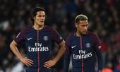 Neymar bị xử thua trong vụ tranh đá phạt đền với Cavani