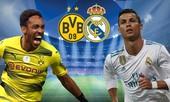 Lịch thi đấu vòng bảng Champions League 2017-2018