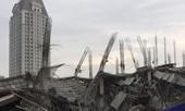 Xác định nguyên nhân sập đổ công trình trường mầm non ở Hà Nội