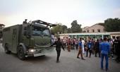 Nổ bom bên ngoài trường đại học, ít nhất 9 người bị thương