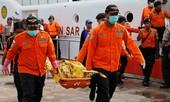 Thợ lặn vớt thêm 6 thi thể vụ rơi máy bay AirAsia