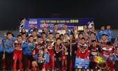 Đoạt Siêu Cup 2016, Than Quảng Ninh nhận thưởng 'khủng'