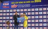 Thành Lương: 'Tôi buồn vì 3 lần thất bại liên tiếp tại Siêu Cup'