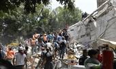 Mexico tan hoang sau động đất kinh hoàng khiến gần 120 người chết