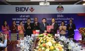 BIDV ký thỏa thuận hợp tác toàn diện  với Ngân hàng Ngoại thương Lào