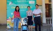 Hai đơn vị Tập đoàn Hương Sen đồng hành cùng học sinh nghèo đến trường