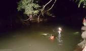 Gội đầu ven suối, nam sinh viên trượt chân tử vong