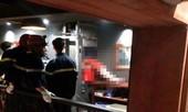 Nam thanh niên chết kẹt trong thang máy nhà hàng ở Hà Nội