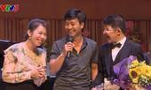 MC Diệp Chi xúc động trước tình phụ tử của diễn viên Quốc Tuấn