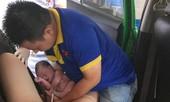 Tin nóng 24h: Hy hữu chồng đỡ đẻ cho vợ trên taxi