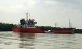 Giải cứu tàu chở gần 4000m3 xăng phát nổ