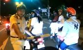 Truy tìm thanh niên phóng môtô hơn 150km/h vượt đèn đỏ